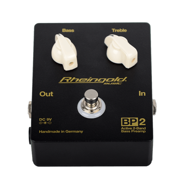Rheingold BP2 - 2 Band Bass PreAmp Pedal
