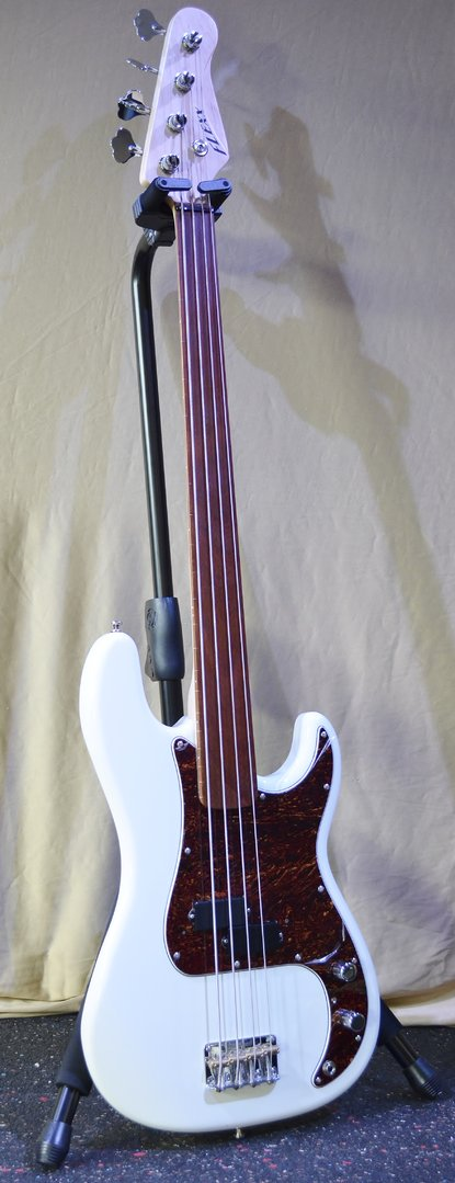 FLEXX Peter4 - Weiß - Fretless